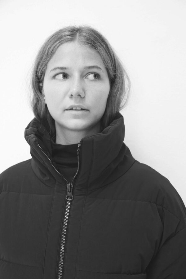 Manitoba Down Jacket, Black - 193 - Embassy of Bricks and Logs - Anna Vatheuer Photo - Premium Ethical Outerwear