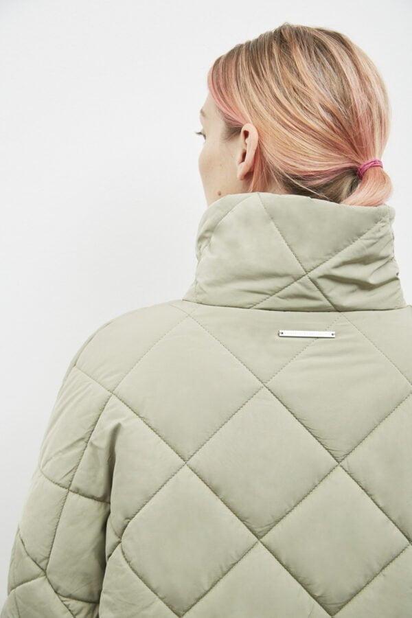 Moteuka Jacket, Pale Olive - 193 - Embassy of Bricks and Logs - Anna Vatheuer Photo - Premium Ethical Outerwear