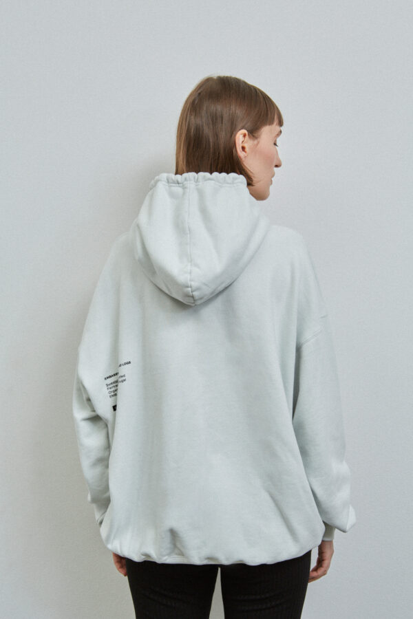 Premium Organic Cotton Sweatshirts -Made in Portugal - Embassy of Bricks and Logs - Vegan Ethical Outerwear