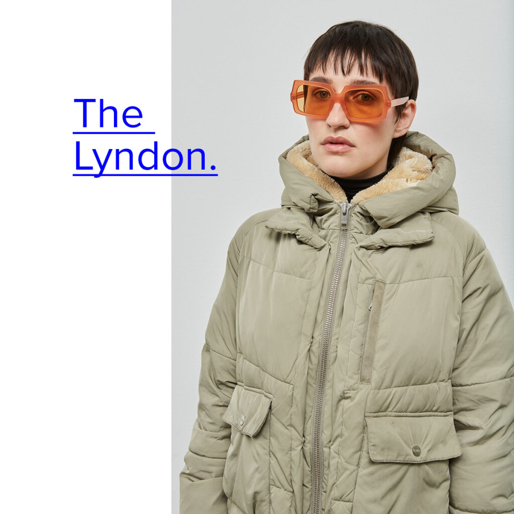Lyndon Down Jacket from Embassy of Bricks and Logs - Premium Ethical Outerwear