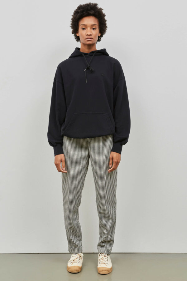 Basic Hoodie in Black - Embassy of Bricks and Logs - Vegan Ethical Outerwear