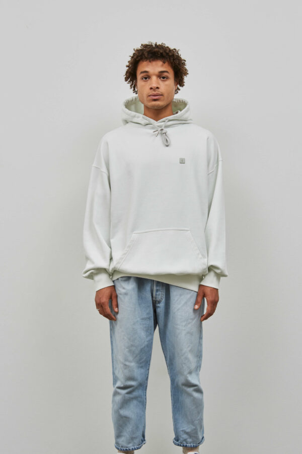 Basic Hoodie in Offwhite - Embassy of Bricks and Logs - Vegan Ethical Outerwear