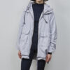 Adelaide Jacket in Lilac - Embassy of Bricks and Logs - SS211 - Vegan Ethical Outerwear