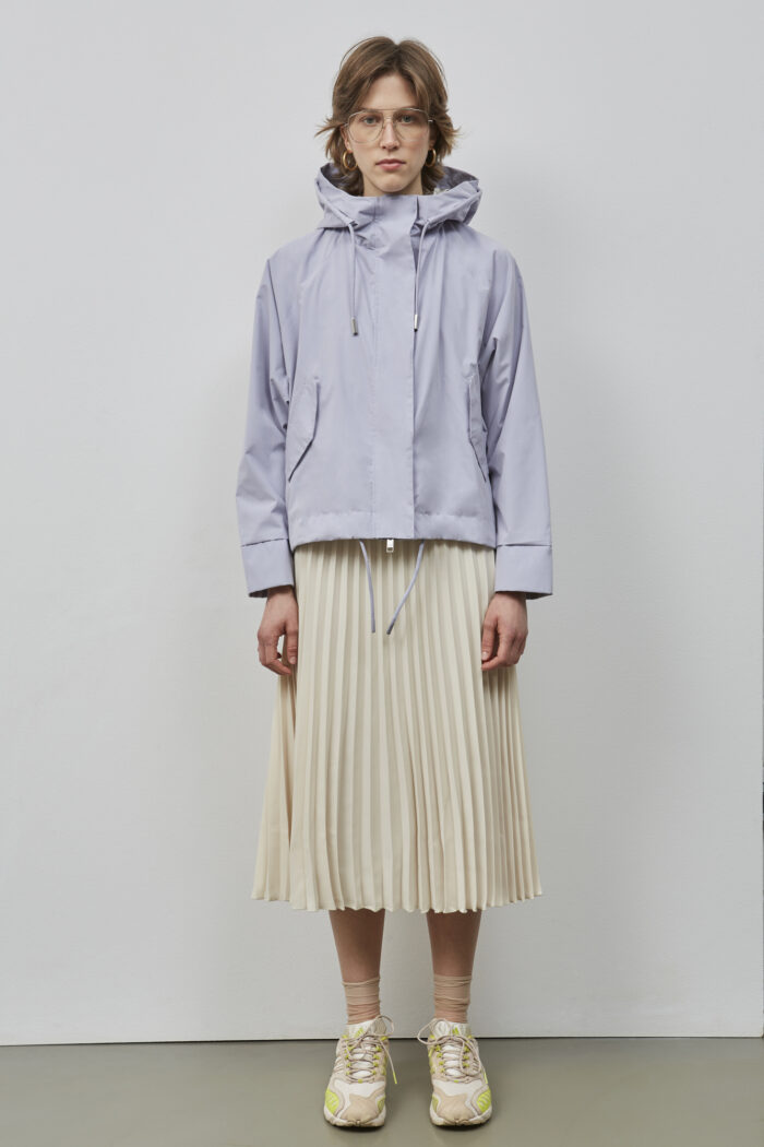 Nelson Jacket in Lilac - Embassy of Bricks and Logs - SS211 - Vegan Ethical Outerwear