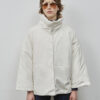 Sala Jacket in Offwhite - Embassy of Bricks and Logs - SS211 - Vegan Ethical Outerwear
